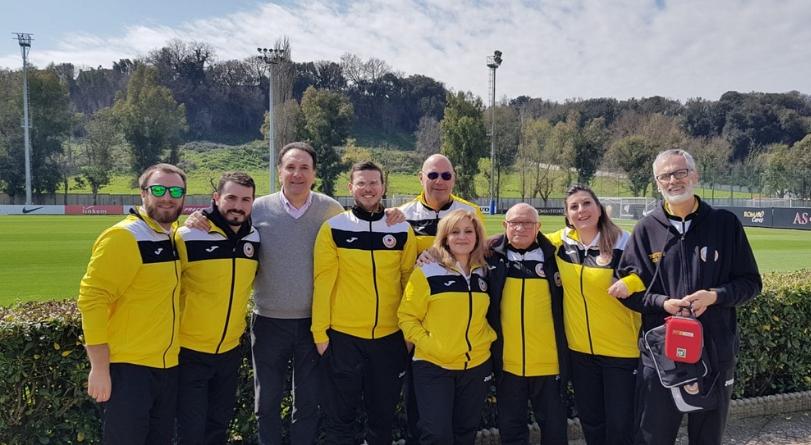 Fondazione Giorgio Castelli e AS Roma