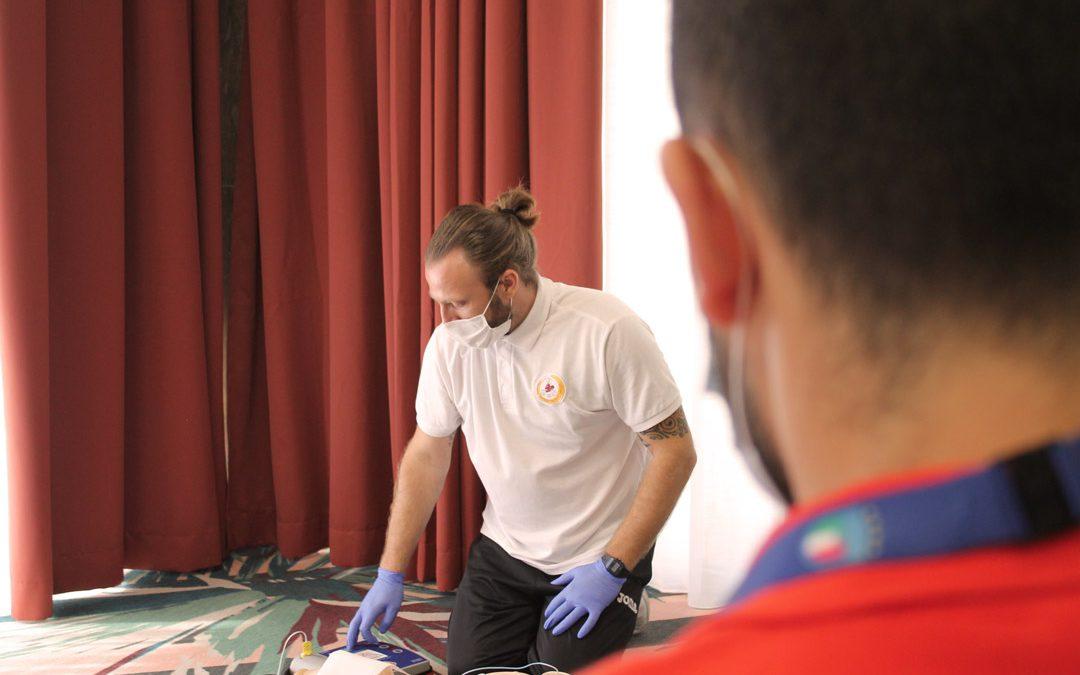 La Fondazione Giorgio Castelli protegge il cuore della Nazionale Campione d'Europa